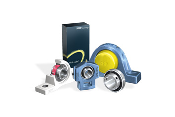 RHP Self Lube® bearing units