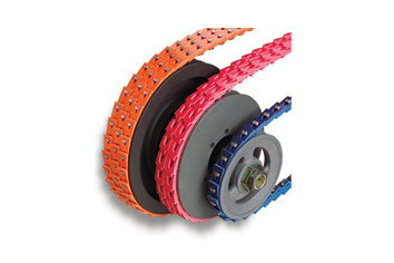 Types of twist link belts manufactured by Fenner Drives