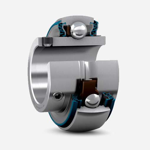 SKF-food-line-ball-bearing-units