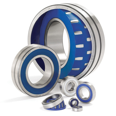 SKF solid oil bearings