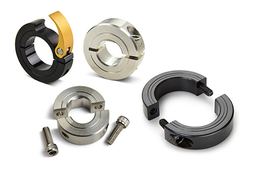 Ruland shaft collars