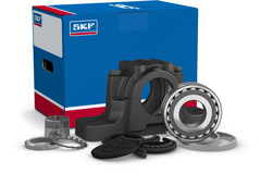 SKF product boxes