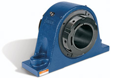 Timken Solid Block Housed Unit