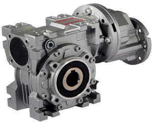 TEC Helical Worm Gearbox