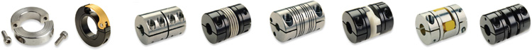 Ruland premium shaft collars and couplings range