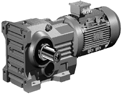 TEC Motor and Gearbox